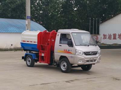 凯马挂桶式垃圾车