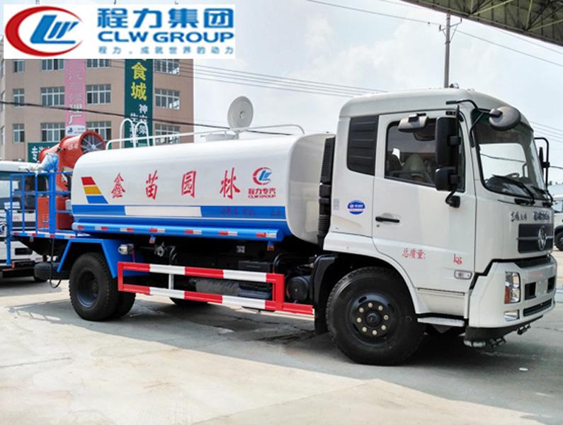 东风天锦消毒喷雾车(12吨)