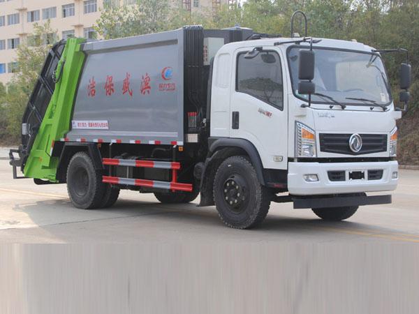东风御虎D912(10方)压缩式垃圾车