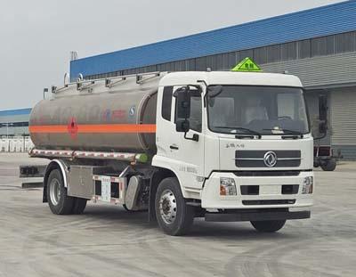 【国六】东风天锦14吨铝合金运油车