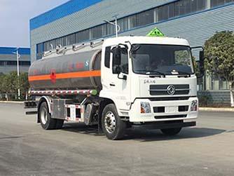 【国六】东风天锦17吨铝合金运油车